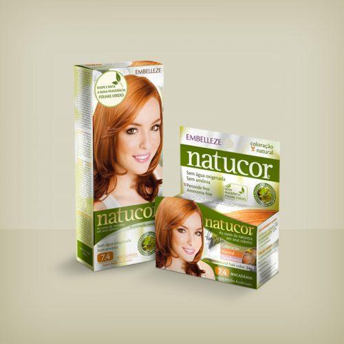 Packshot - Natucor Embelleze