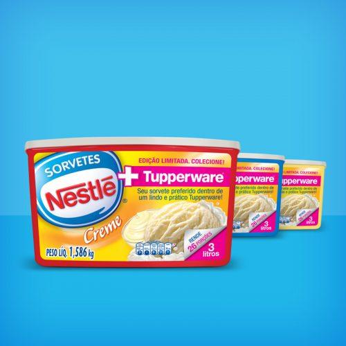 Packshot - Nestlé